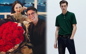 Nhìn Hương Giang mua áo polo cho Matt Liu, chị em có ngay gợi ý mua quà tặng bạn trai: Vừa đẹp, vừa kinh tế lại dễ ứng dụng