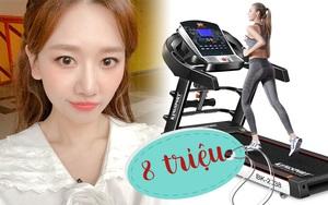 """Hari Won hỏi mua máy chạy bộ, netizen """"hiến kế"""" trong một nốt nhạc"""