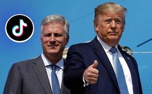 """Tổng thống Trump cuối cùng cũng """"chốt hạ"""" vụ cấm TikTok và WeChat trước khi chuyển giao quyền lực"""