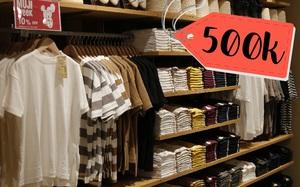 Tôi đã vào store MUJI trước ngày khai trương và muốn mách cho bạn loạt quần áo dưới 500k đáng sắm nhất