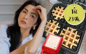 Từ 239k, bạn đã sắm được máy làm bánh waffle
