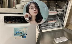 """Mạnh dạn chi gần 13 triệu mua máy rửa bát, sau 1 năm dùng tôi hoàn toàn không thấy """"xót ví"""" nữa"""