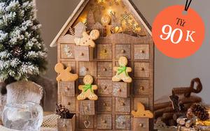 Nhắm lịch Noel xinh hết nấc làm quà thì ai nhận cũng sướng rơn