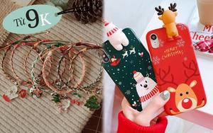 Quà Giáng sinh giá dưới 100k: Rẻ nhưng cực cute, đảm bảo ai được tặng cũng ưng