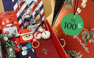 Set quà Giáng sinh