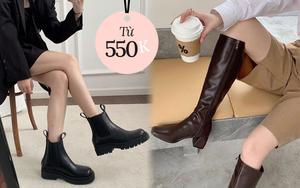 Nghiên cứu 3.000 review tìm ra 5 shop bán boots đỉnh của chóp giá dưới 300k - ảnh 33
