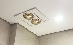 5 đèn sưởi nhà tắm đáng mua nhất để có một mùa đông không lạnh
