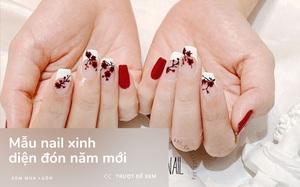 10 mẫu nail