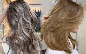 Loạt salon tóc đang giảm giá dịch vụ lên đến 50% chị em hãy tranh thủ ngay
