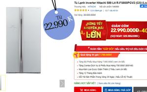 7 tủ lạnh sang-xịn-mịn đang sale đến 40%, giá từ 23 triệu sắm về sang cả căn nhà