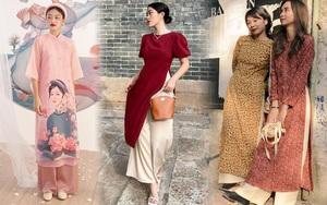 Sao Việt mê đồ local brand giá rẻ: Thiều Bảo Trâm diện nguyên set váy hot trend 520k, Linh Ka sắm áo Tết 320k - ảnh 27