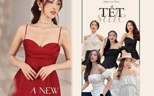 Sao Việt mê đồ local brand giá rẻ: Thiều Bảo Trâm diện nguyên set váy hot trend 520k, Linh Ka sắm áo Tết 320k - ảnh 26