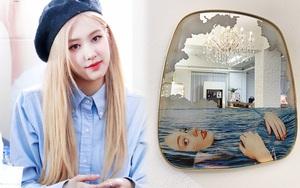 Rosé đích thị là khách VIP cute nhất: Mua gương xịn xò làm quà tặng salon tóc