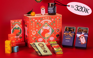 Năm nay nhiều hộp quà chocolate đẹp mắt hết sức, mua biếu Tết ai cũng thích cho xem