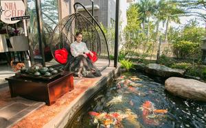 Bên trong căn biệt thự 220m2 của Nhật Kim Anh: Góc nào cũng toát lên sự giàu có, vườn cây ao cá đều đủ cả