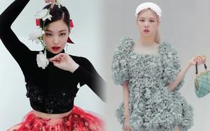 """Jennie, Rosé """"sang chảnh hóa"""" đồ bình dân H&M khiến ai cũng muốn sắm theo tức thì"""