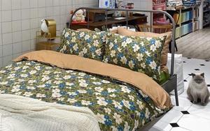 Sài Gòn: Mạnh tay chi tiền mua một bộ chăn ga xịn, nằm rồi mới thấy
