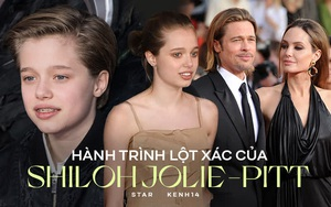 """Màn lột xác """"wow"""" cả thế giới của con gái Angelina Jolie: Tomboy """"ngậm thìa vàng"""" thành idol của LGBT, 10 năm sau thay đổi 180 độ"""