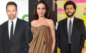 """Bạn bè hé lộ Angelina Jolie đang hẹn hò rất vui vẻ, nhưng dân tình lại """"cân não"""": """"Đằng ấy là The Weeknd hay chồng cũ?"""""""