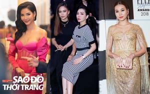 Dự sự kiện, người ta mặc đồ theo dresscode còn một số sao Việt đôi khi lại mặc... kệ