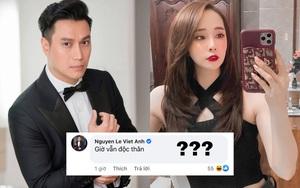 """Quỳnh Nga vừa tuyên bố độc thân, Việt Anh trách móc còn """"chốt hạ"""" 1 câu làm rõ thái độ?"""