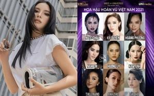 Rầm rộ tin Kỳ Duyên tham gia Hoa hậu Hoàn vũ Việt Nam, đụng độ trực diện Nam Em, Ngọc Châu?