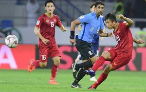 Tuyển Việt Nam tái ngộ trọng tài người UAE tại Mỹ Đình trận gặp tuyển Nhật Bản và Saudi Arabia