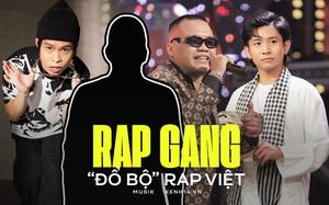 """Loạt nhóm rap tranh tài cực gắt tại Rap Việt: Tổ Quạ có """"khủng long"""" cực khủng, OTD """"máy hút"""" nón vàng nhưng tất cả chào thua trùm cuối!"""