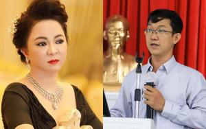 """Tiến sĩ Luật Đặng Anh Quân lên tiếng trên livestream cùng bà Phương Hằng: Không dám đấu tranh vì xã hội thì để tôi làm, đừng """"núp lùm"""" nói xấu"""