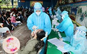 Thêm 34 ca dương tính với SARS-CoV-2, Phú Thọ thành lập Bệnh viện dã chiến số 2