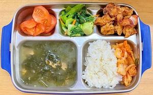 """Đồ ăn cho trẻ 5 tuổi ở Hàn Quốc """"kỳ diệu"""" cỡ nào: Ngon - Đơn giản, song chứa đựng 1 điều khiến cha mẹ nào cũng tròn xoe mắt"""
