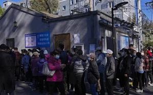 Nguy cơ bùng phát dịch và lan rộng ra các tỉnh thành ở Trung Quốc