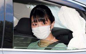 """Ngay trước thời khắc kết hôn, Công chúa Nhật đưa ra quyết định bất ngờ gây tranh cãi vì """"quá lo lắng"""" trước áp lực dư luận"""