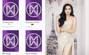Trang chủ của Miss World mắc lỗi lớn về Hoa hậu Đỗ Thị Hà, netizen Việt phẫn nộ tột độ!