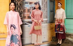 9 shop bán áo dài dáng suông siêu xinh, giá hợp lý cho các nàng diện Tết