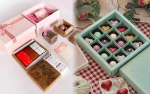 Valentine là phải tặng chocolate: Quà đơn giản nhưng ngọt ngào lịm tim