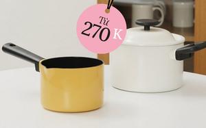 Cho người mệnh Kim: Loạt đồ gia dụng màu vàng từ 270k, sắm về để cuộc sống ấm êm, sự nghiệp thăng tiến