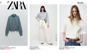Săn sale 8/3: Các thương hiệu thời trang đang đồng loạt sale kịch sàn tới 80%