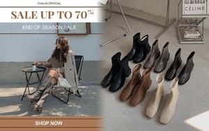 Ai chưa có giày diện Tết thì lượn lờ các shop sau: Nhiều kiểu xinh đang giảm giá đây này