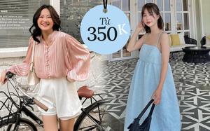 Tổng hợp váy áo local brand xinh - điệu mới ra lò: Món nào cũng