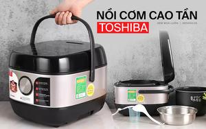 Nồi cơm cao tần Toshiba: Hot nhất nhì trong tầm giá dưới 3 triệu nhưng lại khiến chị em tranh cãi