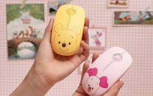 Tổng hợp đồ nội địa Trung cho người chơi hệ Disney: Từ phấn mắt công chúa đến tai nghe gấu Pooh xinh ngất