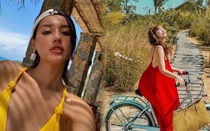 """Khu resort cao cấp Khánh Linh mới check-in: Thiết kế gần gũi nhưng chụp ảnh sống ảo """"bao đẹp"""", giá phòng từ 5,8 triệu"""