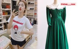 Hòa Minzy thanh lý cả loạt váy style vintage cực xinh, có món giá chỉ còn 1/2