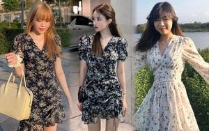 Thiều Bảo Trâm diện váy hoa xinh mê ly, bóc mác mới biết là hàng mua online chỉ 265k