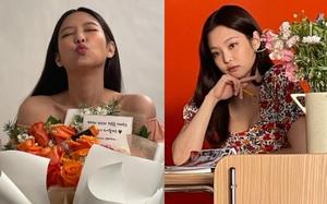"""Jennie """"bung lụa"""" trên Instagram sau tin hẹn hò G-Dragon: Mặt xinh hút hồn chưa hot bằng vòng 1 căng đầy ở hậu trường"""