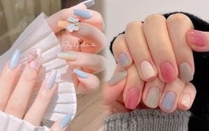"""Top mẫu nail xinh nhất ở các tiệm cho chị em đón hè: Muốn có móng xinh thì """"bơi"""" vào nghía"""