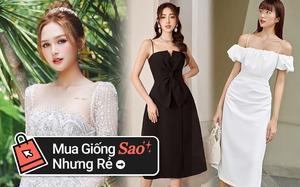 Xoài Non gợi ý mua váy đi ăn cưới người yêu cũ: Toàn kiểu xinh giá 500k - 700k, nhưng vẫn có nhiều mẫu rẻ hơn cho bạn
