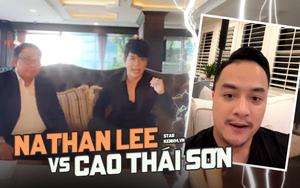 Đòi kiện Cao Thái Sơn tội lăng mạ, Nathan Lee livestream 60 phút nói tục hết 50 phút bằng cả 2 thứ tiếng