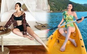 Không chỉ mỗi Six Senses, khu Ninh Vân Bay còn một resort sang chảnh giá từ 4,5 triệu/đêm khiến sao Vbiz mê mệt